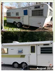 1971 holiday rambler travel trailers vintage travel and tourism