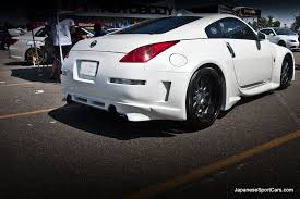 nissan 350z wide body nissan 350z with veilside v3 body kit picture number 590319