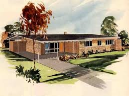 ranch style house plans 1950s 1950 california ranch style houses