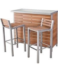 snag this fall u0027s sale 40 off bryant faux wood patio bar