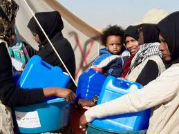 unicef siege unicef provides humanitarian assistance to tawergha idps in libya s