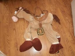 Toy Story Halloween Costumes Toddler Disney Toy Story Bullseye Horse Halloween Costume Boys 4t 5t