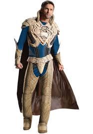 70s Halloween Costumes Men Man Steel Deluxe Jor El Costume Escapade Uk