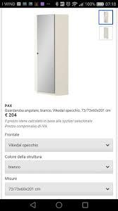 Trapunte Singole Ikea by Misure Pax Ikea Cool Armadio Ikea Pax Chi Lo Ha With Misure Pax