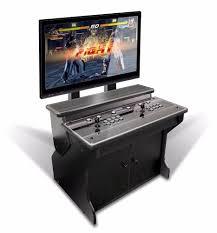 sit down arcade cabinet xtension sit down pedestal pro arcade cabinet controllers
