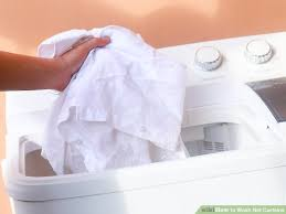 How To Wash Blinds In The Washing Machine How To Wash Net Curtains With Pictures Wikihow