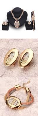 mr t earrings leaves artificial pearls zircon necklace earrings jewelry