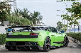 lamborghini gallardo lp550 4 gallery verde ithaca gallardo lp550 2 on pur wheels gtspirit