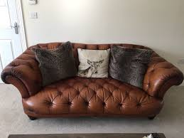 Dfs Chesterfield Sofa Chesterfield Leather Oskar Sofa Wing Arm Chair Dfs In