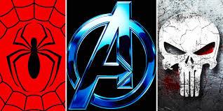 the most iconic marvel superhero symbols cbr
