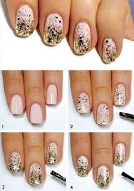 how to do nail art easily at home for beginners step by step