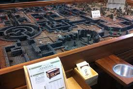 geek chic gaming table geek chic gaming tables add 60 inch touchscreens to the mix polygon