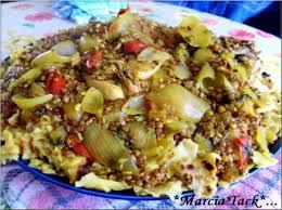 maroc cuisine traditionnel rfissa plat marocain au poulet et msemmens recette marcia tack