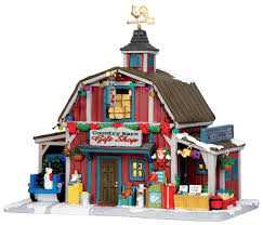 Department Of Interior Gift Shop Country Barn Gift Shop Christmas Village Lemax To Add To My