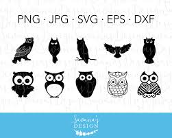 halloween silhouette png svg owl owl silhouette svg silhouette owl halloween owl