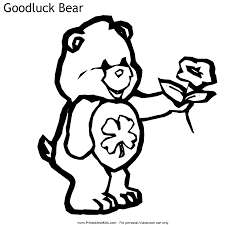 care bear coloring pages image care bear coloring pages