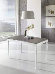 tavoli sala da pranzo allungabili tavolo da pranzo allungabile in legno e top in melamina 130
