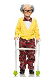 old man costumes funny scary old people costume ideas