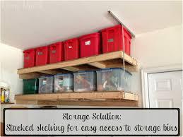 mom mart garage organization solution
