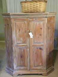 white washed pine cabinets the vintage nest get the look of white washing or pickling with an