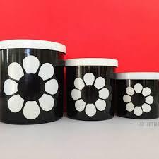 shop retro canister set on wanelo