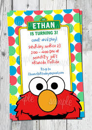 elmo birthday invitations free printable 100 images free