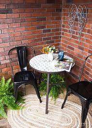walmart better homes and gardens farmhouse table farmhouse style outdoor seating area ask anna