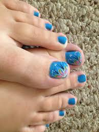 cute toenail designs how you can do it at home pictures designs
