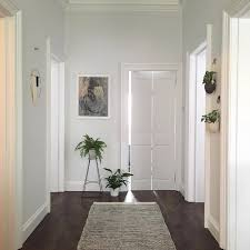 kelly love s bohemian london home front main light and airy hallway kelly love home tour west elm