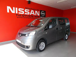 nissan van 2016 listings nissan demos