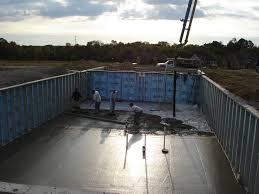how to build a custom home part 18 concrete slabs basement and the