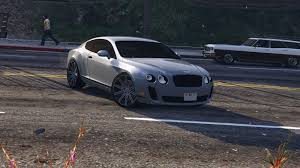 widebody bentley bentley continental supersports gta5 mods com