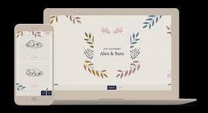 design wedding invitations online wedding invitations typeform
