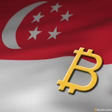Singapore Flag Button Singapore Central Bank Clarifies Ico Regulations