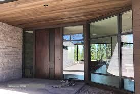 steel u0026 wood pivot doors red horse custom pivot doors