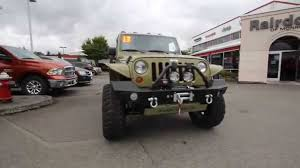 jeep commando custom 2013 jeep wrangler unlimited sahara socom custom commando green