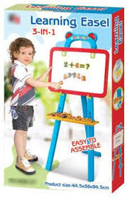 magnetic easel for toddlers phoenix kids 3 in 1 creative drawing magnetic board easel price in