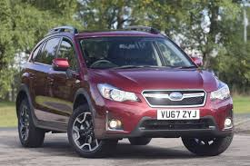 red subaru crosstrek used subaru xv cars second hand subaru xv