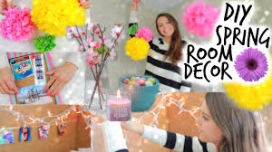 diy spring room decor ideas easy u0026 affordable youtube