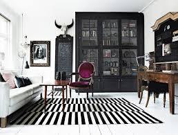 natural wood frame glazed windows masculine living room ideas