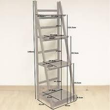four tiered ladder style teak bathroom shelf teak bathroom teak