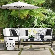 outdoor lounge furniture williams sonoma