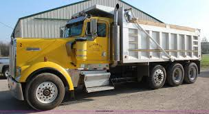 kenworth w900l for sale 2000 kenworth w900 dump truck item k6995 sold may 14 co