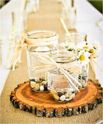 jar center pieces thrifty jar centerpieces that look simply amazing