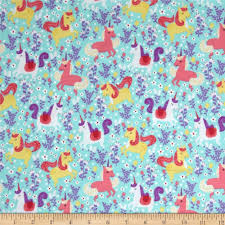 turquoise cotton flannel fabric com