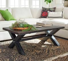 Pottery Barn Furniture Showroom Nolan Coffee Table Pottery Barn Living And Dining Pinterest