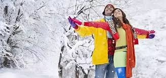 when does it start to snow in manali is it a time to do a