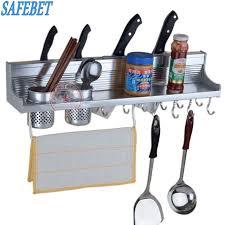 crochet ustensile cuisine safebet marque en métal étagère de la cuisine créative