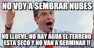 Meme Alejandro Garcia Padilla - no voy a sembrar nubes alejandro garcia padilla meme on memegen