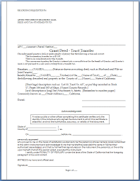 example of a deed of trustsample deed of trust form will and form